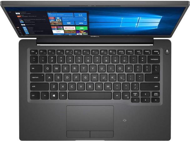 """Dell Latitude 7400 - 14"""" Display, Intel i5 8265U, 8GB RAM, 256GB SSD, Windows 10 Pro, Black"""