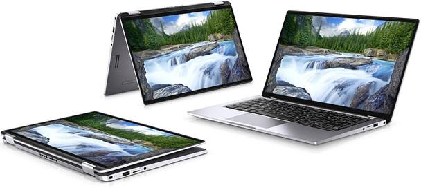 """Dell Latitude 7400 2 in 1 – Intel Core i5, 8GB RAM, 256GB SSD, 14"""" Touchscreen, Windows 10 Pro, Aluminum"""