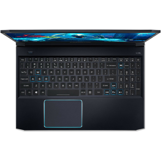 "Acer Predator Helios 300 -15.6"" Display, Intel i7 9750H, 16GB RAM, 512GB SSD, GeForce RTX 2060, Windows 10 Pro"