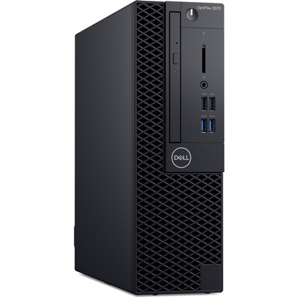 Dell Optiplex 3070 SFF PC - Intel Celeron – 3.20GHz, 16GB RAM, 256GB SSD, Windows 10 Pro