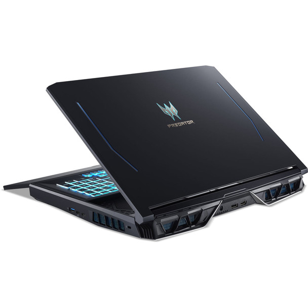 """Acer Predator Helios 700 - 17.3"""" Display, Intel i7 9750H, 16GB RAM, 512GB SSD, GeForce RTX 2080 8GB"""