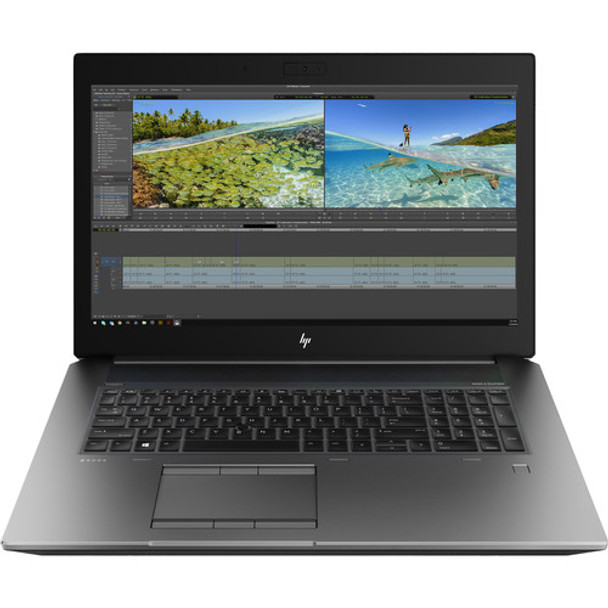 "HP ZBook 17 G6 Mobile Workstation - 17.3"" UHD Touch, Intel i9-9880H,32GB RAM, 512GB SSD, Quadro RTX 5000 16GB"