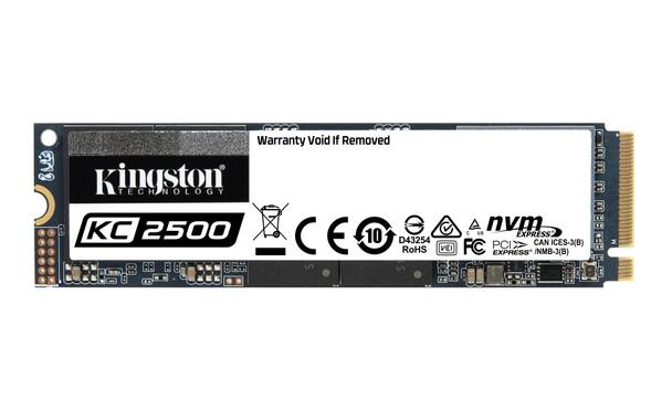 Kingston 2TB KC2500 M.2 2280 Solid State Drive