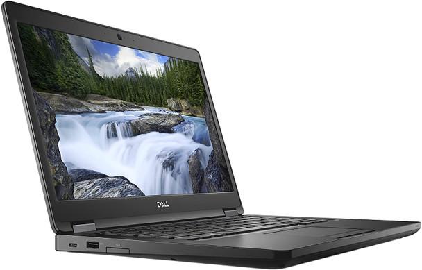 """Dell Latitude 5490 - Intel Core i5 – 8350U, 8GB RAM, 256GB SSD, 14"""" Display, Windows 10 Pro, Black"""