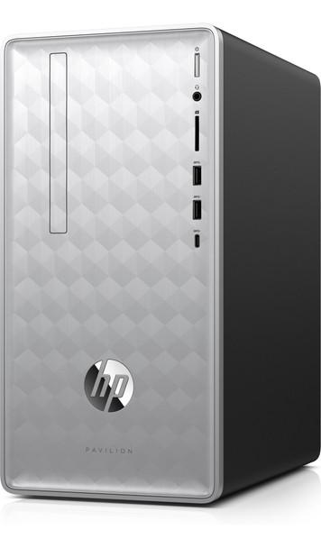 HP Pavilion Desktop 590-p0039 - AMD A12 - 3.80GHz, 16GB RAM, 1TB HDD