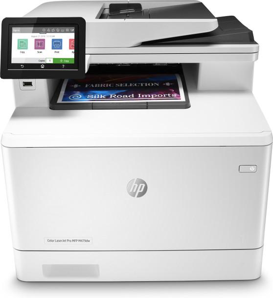 HP Laser Jet Pro  M479dw Color Print/copy/scan 28ppm 300-sheet
