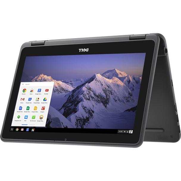 """Dell Chromebook 3100 2-in-1 - 11.6"""" Touch, Intel Celeron N4020, 4GB RAM, 32GB eMMC"""