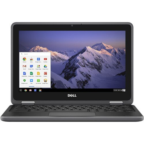 "Dell Chromebook 3100 2-in-1 - 11.6"" Touch, Intel Celeron, 4GB RAM, 64GB eMMC"