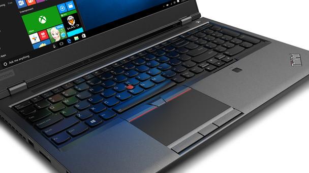 """Lenovo ThinkPad P52 - 15.6"""" UHD Touch, Intel i7, 16GB RAM, 512GB SSD + 1TB HDD, Quadro P3200 6GB, Windows 10 Pro"""