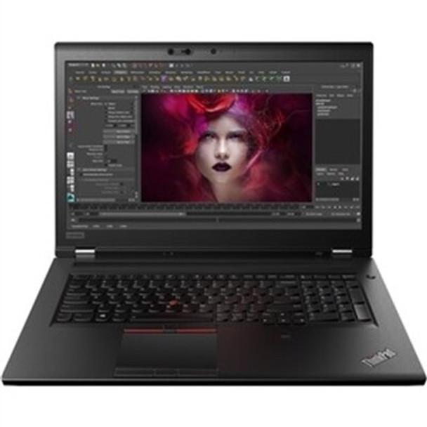 """Lenovo ThinkPad P72 Mobile Workstation - 17.3"""" Display, Intel Xeon 2176M, 16GB RAM, 512GB SSD, Quadro P4200 8GB, Windows 10 Pro, 20MB001VUS"""
