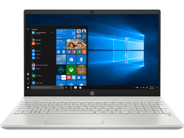 "HP 15t-dy100 Notebook - 15.6"" Display, Intel i5, 16GB RAM, 256GB SSD, Silver"