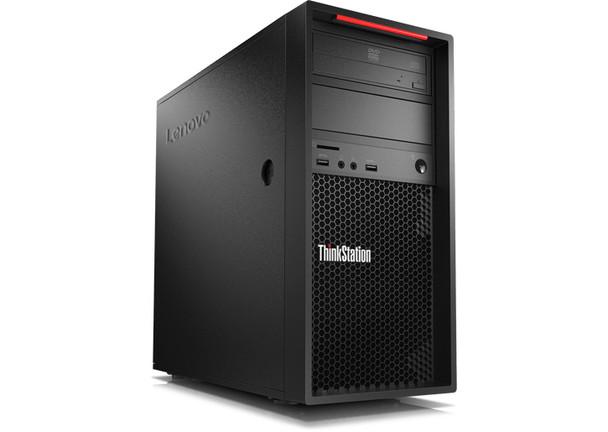 Lenovo ThinkStation P520c Workstation - Inte Xeon W-2125, 16GB RAM, 512GB SSD, Quadro P2000 5GB, Windows 10 Pro, 30BX003MUS