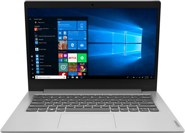 "Lenovo IdeaPad Laptop – AMD A6, 4GB RAM, 64GB eMMC, 14"" Display, Windows 10 Home S Mode"