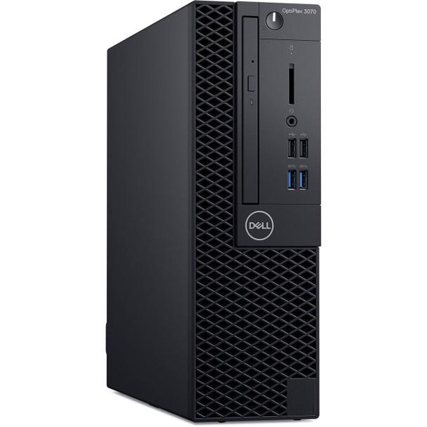 Dell OptiPlex 3070 SFF - Intel i5, 8GB RAM, 256GB SSD, Windows 10 Pro
