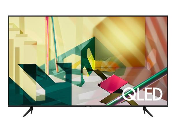 """Samsung Q70T 54.6"""" 4K Ultra HD Smart TV Wi-Fi Black"""