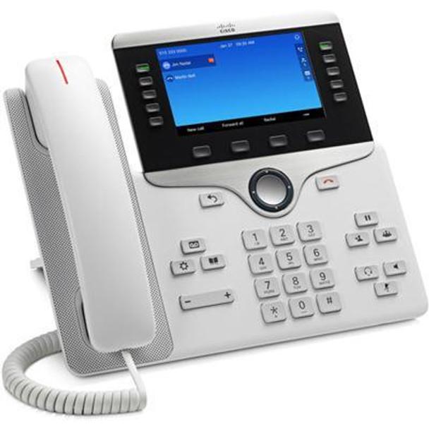 Cisco IP Phone 8841 White