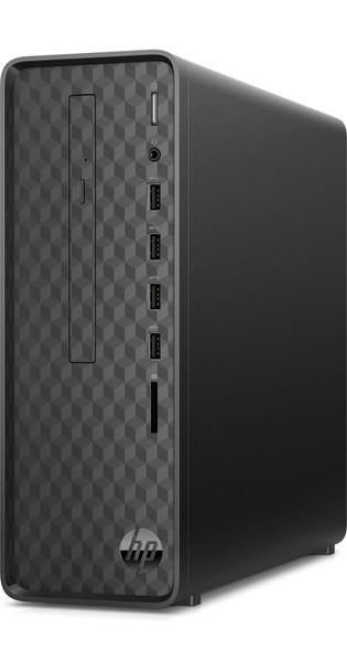 HP Slim Desktop S01-PF0135T – Intel i3 - 3.60GHz, 8GB RAM, 1TB Hard Drive
