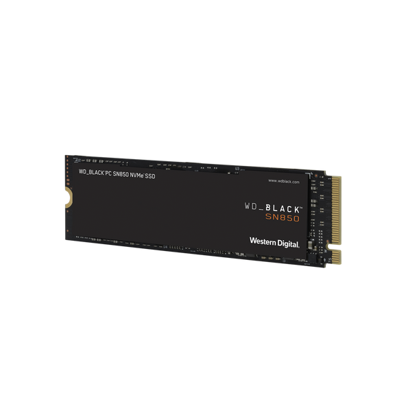 WD Black SN850 1TB NVMe M.2 SSD Solid State Drive