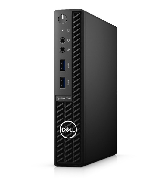 Dell Optiplex 3080 Micro - Intel i5 10500T, 16GB RAM, 256GB SSD, Windows 10 Pro - 6JTPH