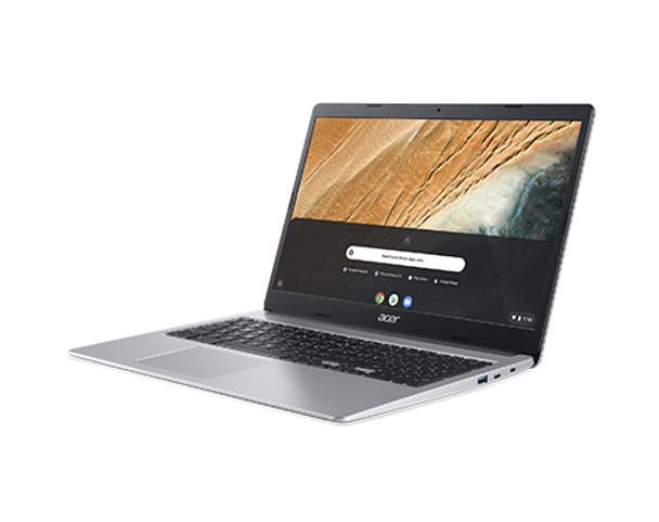"Acer Chromebook - 15.6"" Touchscreen, Intel Celeron, 4GB RAM, 32GB Flash"