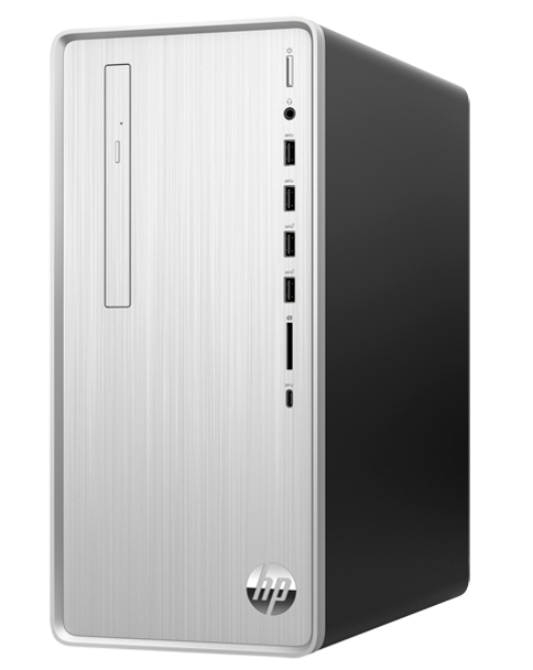 HP Pavilion TP01-1137C Tower, Intel i7 – 2.90GHz, 16GB RAM, 1TB HDD + 256GB SSD, Radeon RX550 4GB