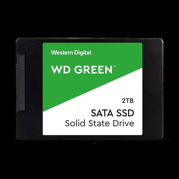 Western Digital 2TB WD Green 2.5in SATA Solid State Drive