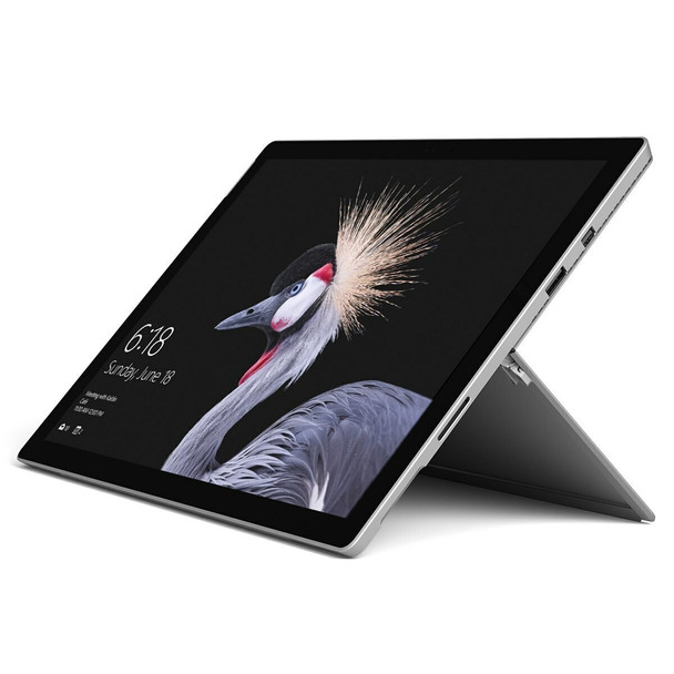 "Microsoft Surface Pro 2017 Tablet - Intel Core i5, 8GB RAM, 256GB SSD, 4G LTE, 12.3"" Touchscreen, Windows 10 Pro"