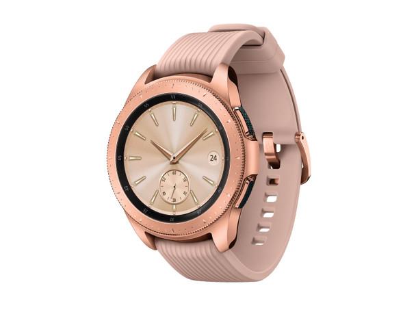 Samsung Galaxy Watch (42mm) Rose Gold (Bluetooth) - SM-R810NZDAXAR