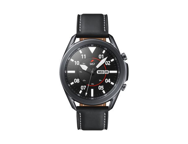 SAMSUNG Galaxy Watch3 (45MM), Mystic Black (LTE) - SM-R845UZKAXAR