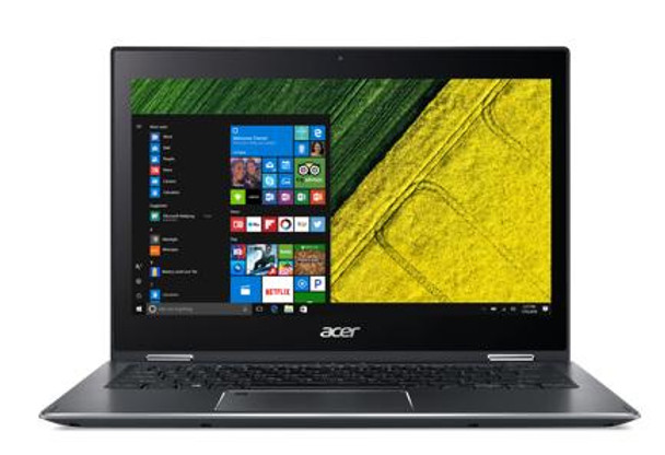 "Acer Spin 5 SP513-52N-52PL Convertible - 13.3"" Touch-Screen, Intel i5, 8GB RAM, 256GB SSD, Windows 10"