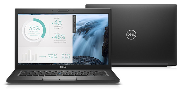 """Dell Latitude 7480 Notebook - 14"""" Display, Intel i5 - 7300U, 8GB RAM, 256GB SSD, Windows 10 Pro"""