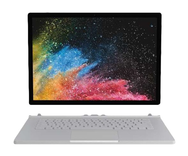 "Microsoft Surface Book 2 Detachable - 13.5"" Touch, Intel i7 - 3.20GHz, 16GB RAM, 512GB SSD, GeForce GTX 1050 2GB, Windows 10 Pro"