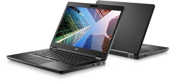 "Dell Latitude 5490 Business Laptop - Intel i5-7300U, 16GB RAM, 256GB SSD, 14"" Display, Windows 10 Pro"