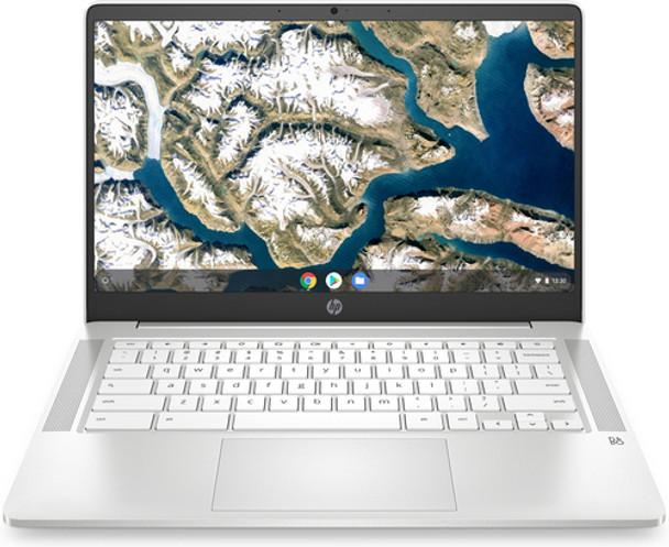 """HP Chromebook 14a-na0030ca - 14"""" Touch, Intel Pentium, 8GB RAM, 128GB SSD, White"""