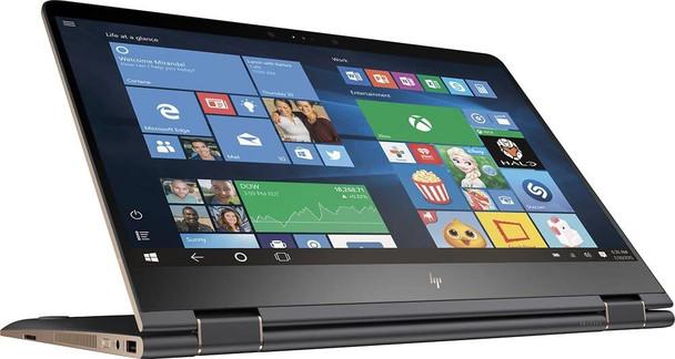 """HP Spectre x360 15-bl075nr - 15.6"""" UHD Touch + Pen, Intel i7, 16GB RAM, 512GB SSD, GeForce 940MX 2GB, Windows 10"""