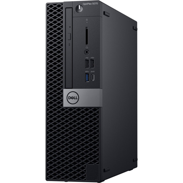 Dell Optiplex 5070 SFF - Intel i5, 8GB RAM, 500GB HDD, Windows 10 Pro