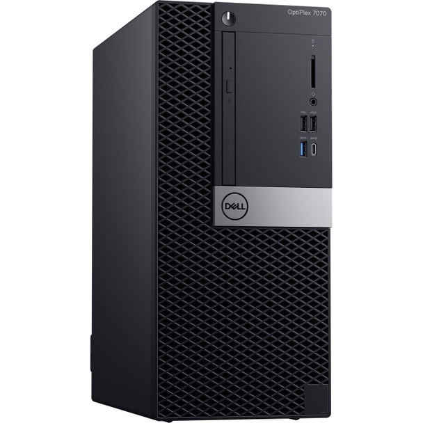 Dell OptiPlex 7070 Micro - Intel i9-9900, 16GB RAM 1TB HDD, Windows 10 Pro