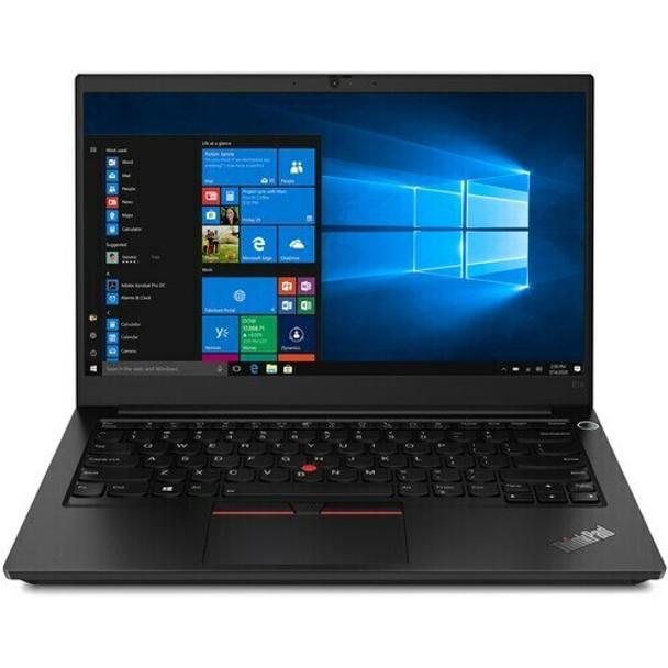 """Lenovo ThinkPad E14 - Intel Core i5 10210U, 8GB RAM, 256GB SSD, 14"""" Display, Windows 10 Pro, Black - 20RA004YUS"""