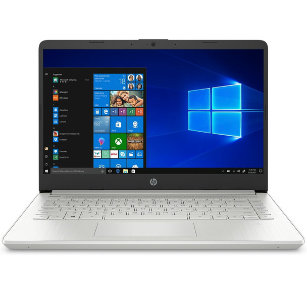 "HP Laptop 14-dq2038ms - 14"" Touch Screen, Intel i3, 8GB RAM, 256GB SSD, Windows 10 S Mode"