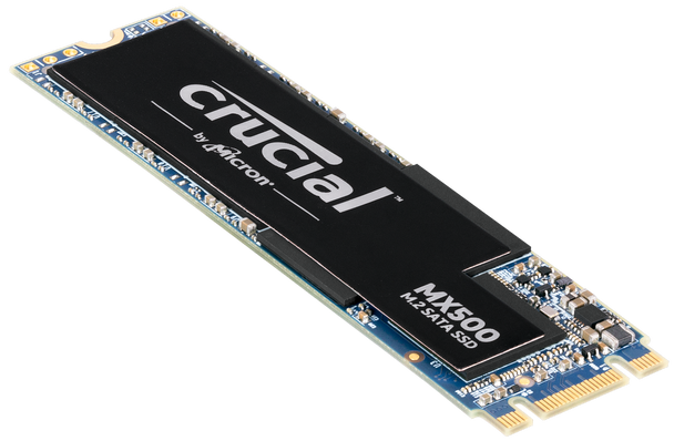 Crucial MX500 M.2 1TB Solid State Drive