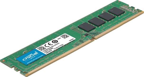 Crucial 16GB DDR4 2666 MTs 288pin Memory Module - CT16G4DFD8266