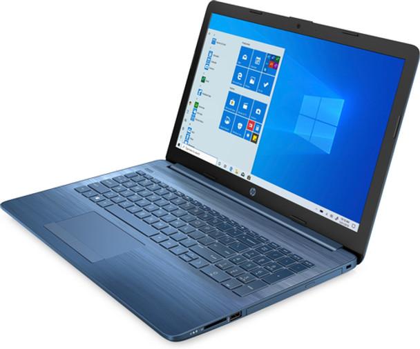 """HP Laptop 15-da3019cy - 15.6"""" Touch Screen, Intel i5, 12GB RAM, 2TB HDD, Windows 10, Blue"""