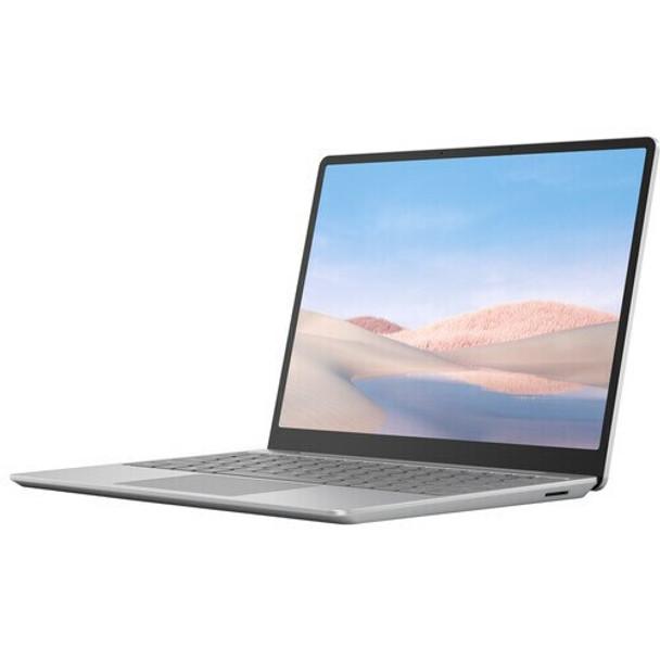 "Microsoft Surface Laptop Go – Intel i5, 8GB RAM, 256GB SSD, 12.4"" Touch Screen, Windows 10 S Mode, Platinum"