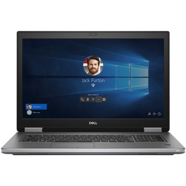 "Dell Precision 7740 - Intel Core i5, 32GB RAM, 1TB SSD, Quadro RTX 3000 6GB, 17.3"" Display, Windows 10 Pro 64"