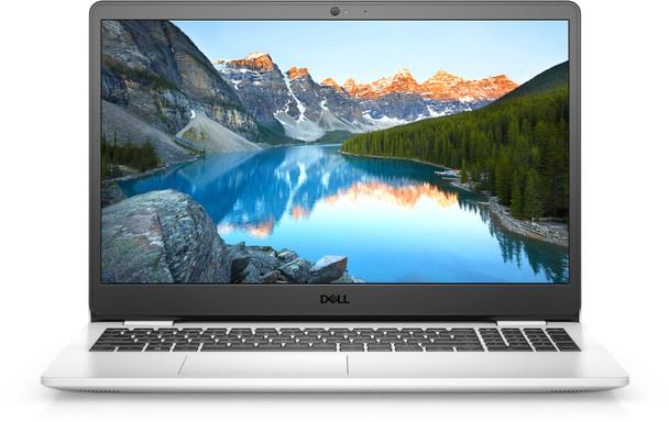 "Dell Inspiron 15-3505 Laptop - AMD Ryzen 3, 4GB RAM, 128GB SSD, 15.6"" Display, Snowflake White, Windows 10 S Mode"