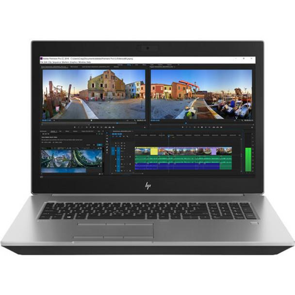 "HP ZBook 17 G5 – 17.3"" WorkStation - Intel i7, 16GB RAM, 512GB HDD, Quadro P2000 4GB, Windows 10 Pro - 4RG91UT"