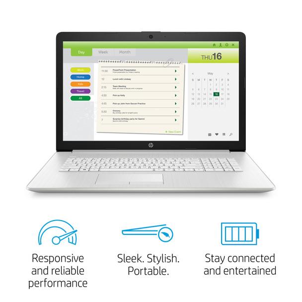 "HP Laptop 17-by2053cl - 17.3"" Display, Intel i5, 12GB RAM, 1TB HDD"