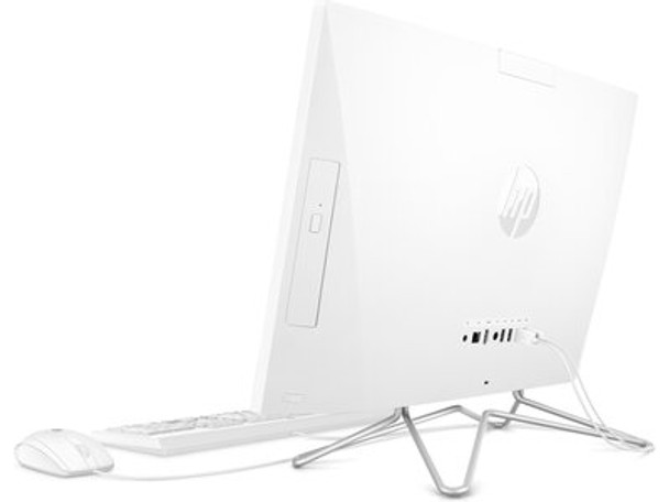 """HP All-in-One 24-df0170 - 23.8"""" Touch, Intel i5, 12GB RAM, 512GB SSD, Windows 10, White"""
