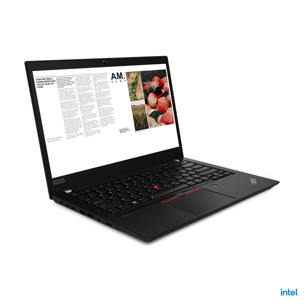 Lenovo ThinkPad T14 G2 - Intel i5, 8GB RAM, 256GB SSD, Windows 10 Pro - 20W00090US