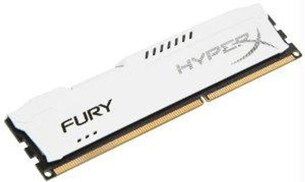 Kingston 16gb 1866mhz Hyperx Fury White Series (kit Of 2)